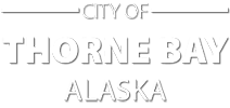 The City of Thorne Bay, Alaska