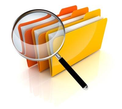 Folders icon compressed