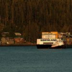 Northland Barge Service in Thorne Bay, now Samson Barge