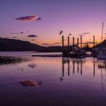 DSC_7579 Thorne Bay Thorne Bay sunset