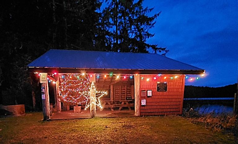 BUILDING CHRISTMAS SPIRIT